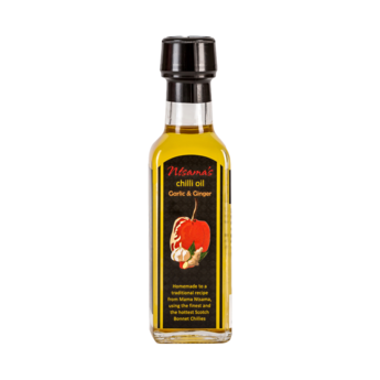 Garlic and Ginger Oil
